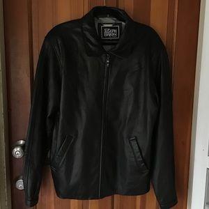 Joseph Barry by Adler leather jacket